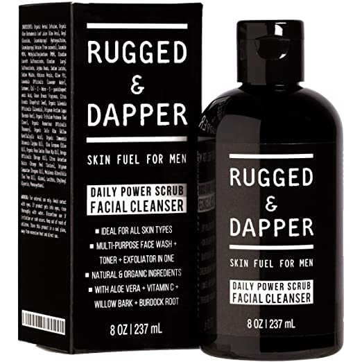 best face wash for acne Rugged & Rapper2