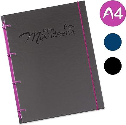 Schaar de diseño flexinotes libro de cocina A4