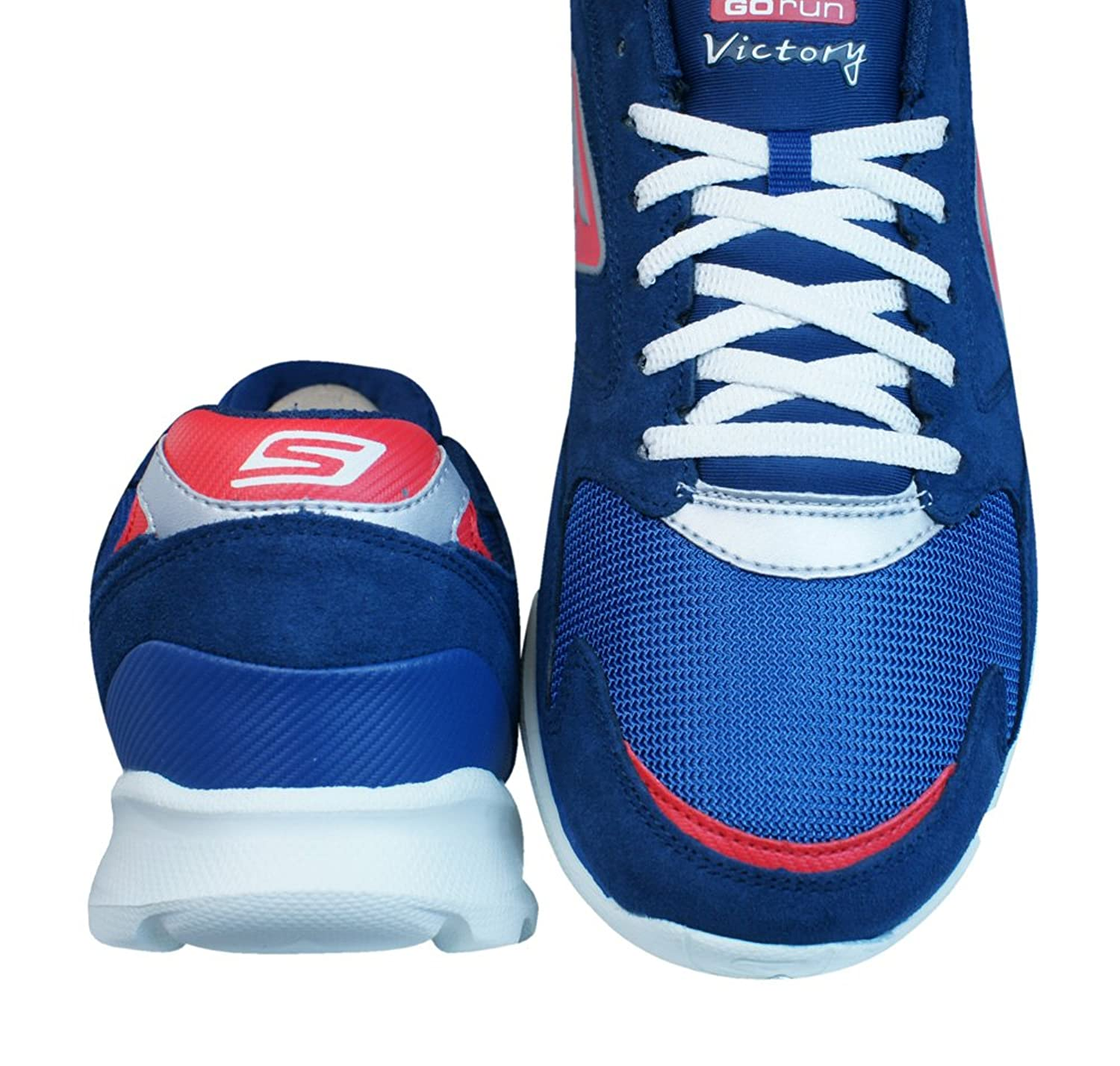 Skechers Go Run Sonic Victory Mens Running Trainers / Shoes: Amazon.co.uk:  Shoes & Bags