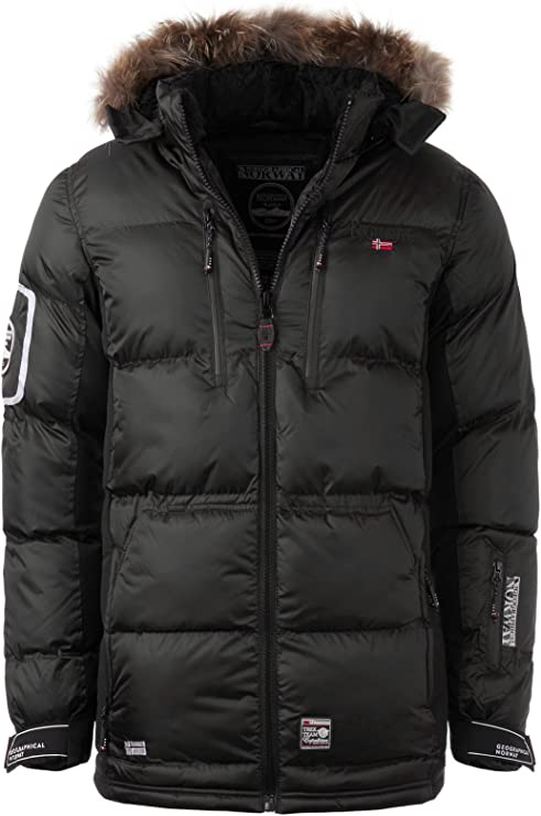 Geographical Norway danone Men 001 Chaqueta de Invierno