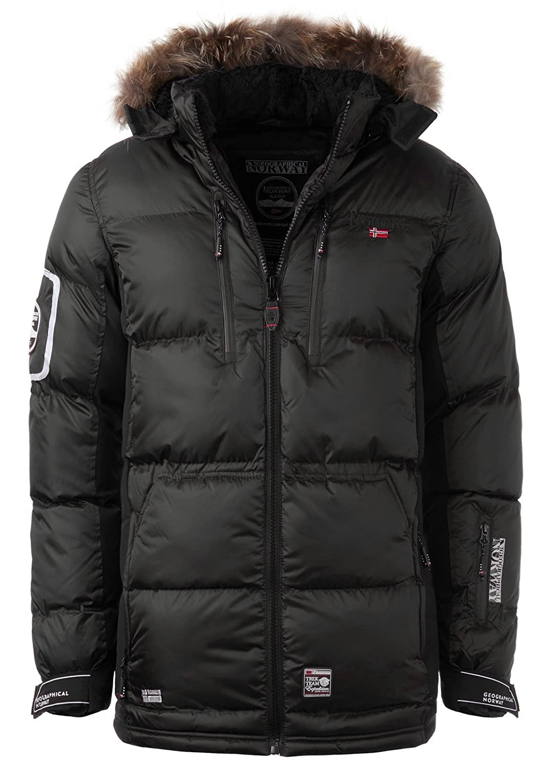 TALLA S. Geographical Norway danone Men 001 Chaqueta de Invierno