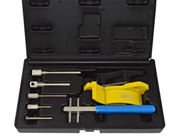 Tool Hub 9868 - Kit de fijación de horarios de Gasolina diésel para Chrysler, Renault, Vauxhall (Opel): Amazon.es: Coche y moto