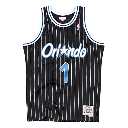 best loved d209c c7185 Amazon.com : Mitchell & Ness Orlando Magic Tracy McGrady ...