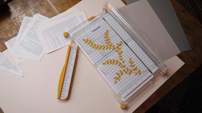 Fiskars High Precision Personal Paper Trimmer 4153 A4 30cm 12 inch