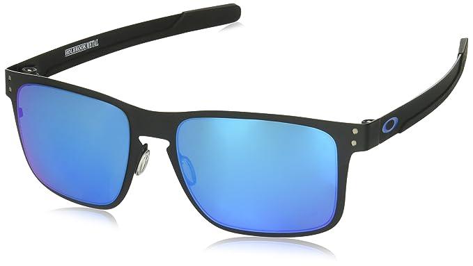 Oakley Holbrook Metal Oo4123 412310 55 Mm, Gafas de Sol para Hombre, Negro, 55: Amazon.es: Ropa y accesorios