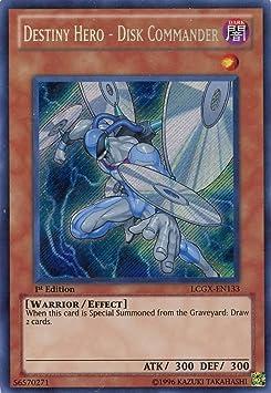 x3 Destiny HERO Unlimited Edition Blade Master LCGX-EN129 Common