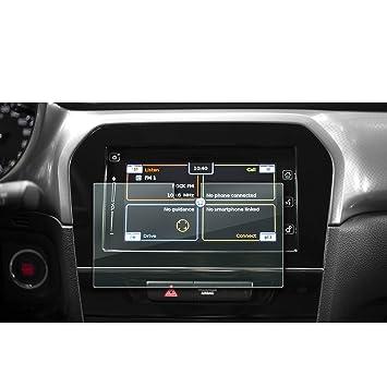[2 piezas] Protector de pantalla para navegación de 7 pulgadas Suzuki Vitara: Amazon.es: Electrónica
