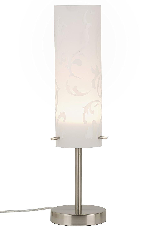 Briloner Leuchten Tischlampe Tischleuchte Nachttischlampe