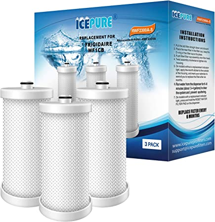 Tier1 RWF1030 Frigidaire Replacement Refrigerator Water Filter for Frigidaire P