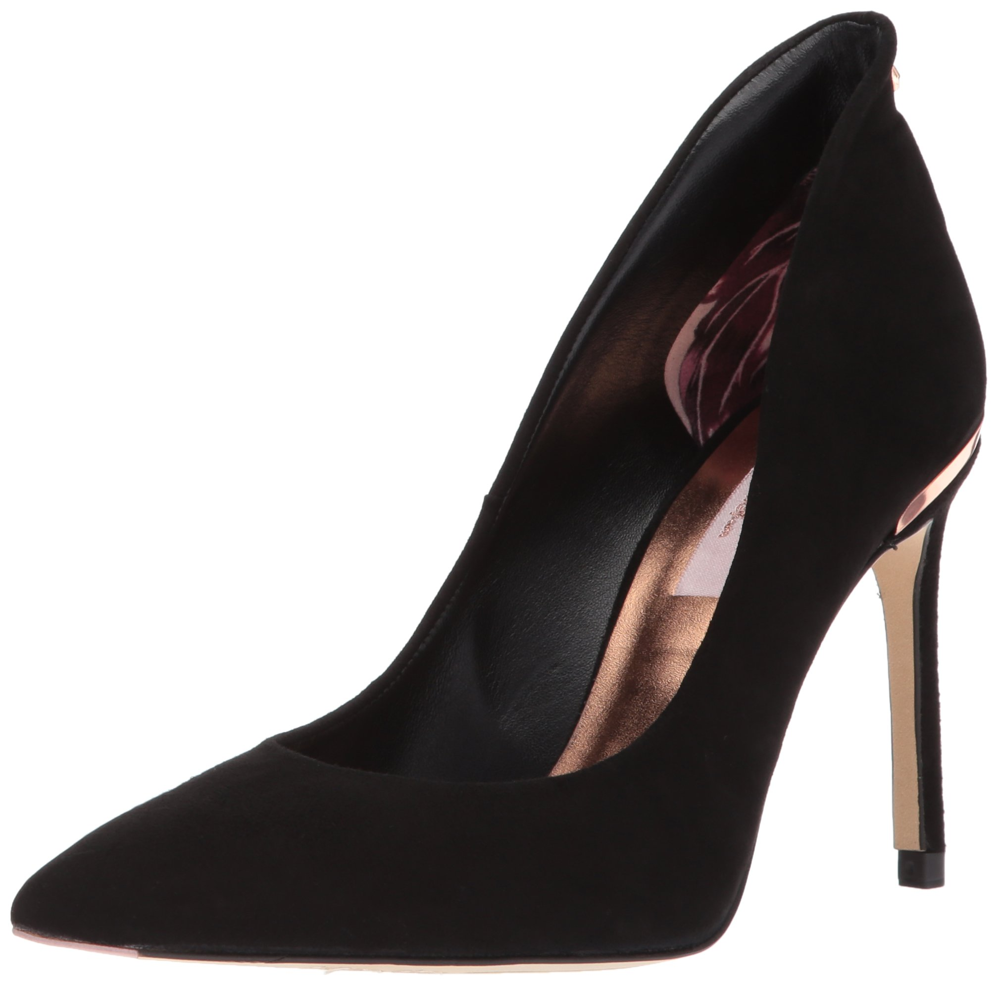 Ted Baker Women's Savio Pump, Black, 8 M US by Ted Baker (Image #1)