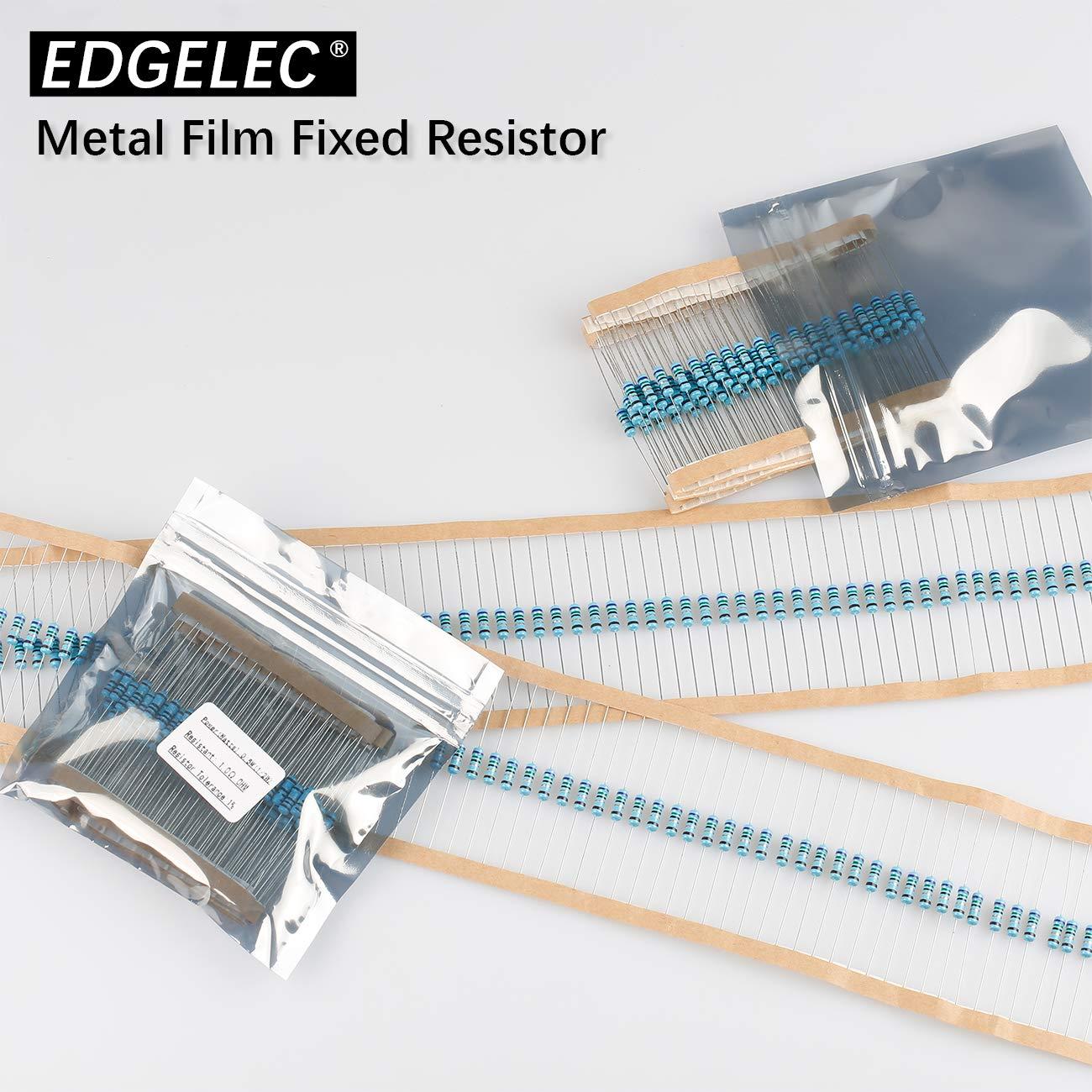 6pz Resistors 1//4w 0,25w 35,7 Ohm 1/% 1//153