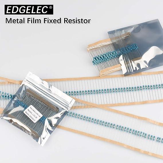 // set of 5 x 680 Ohm Metal Film  1//4 W resistor 1/%  0.25W