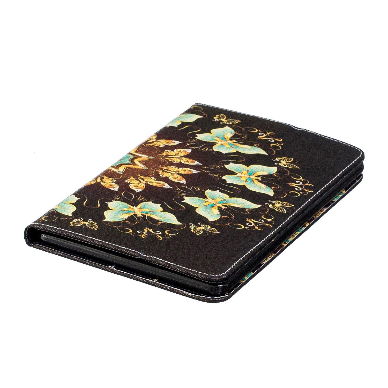 388613b34b525 A-BEAUTY Hülle für Kindle Paperwhite 2018 Das Modell der 10. Generation  2018 Dont Touch ME Ständer Brieftasche mit ...