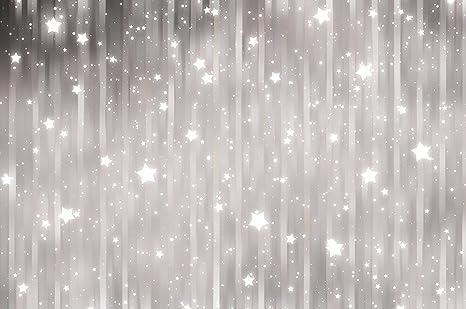 Astratto Grigio Brillante Sfondo Per Studio Fotografico Glitter