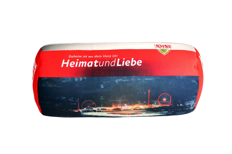 ca 32cm Nackenrolle made2trade Offizielle MarkenMerch Bundesliga Reisekissen der Bundesligavereine