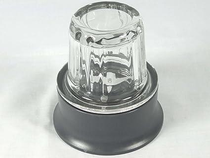 Kenwood - Picadora de repuesto para robots de cocina MultiPro Compact FPM250, FPM265,