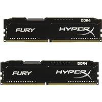 HyperX FURY 16GB (2 x 8GB) PC4-22400 2800MHz DDR4 Desktop Memory