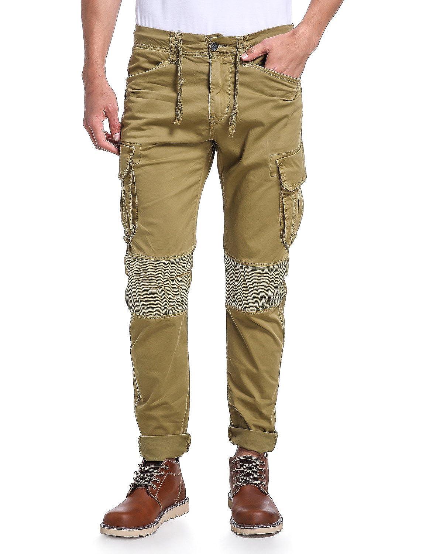 3e0e608c6c The pants leg have zipper adjustment. Humanized design, suitable for any  type of leg 2 front slant pockets, 2 back patch pocket, ...