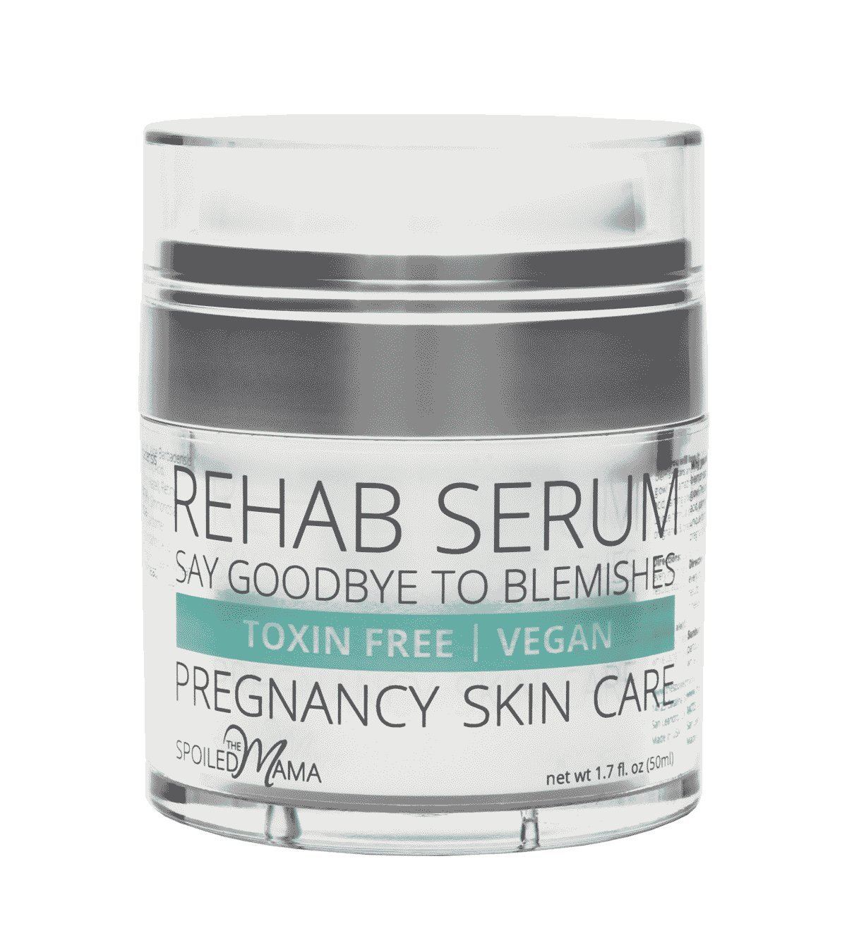 Rehab for Pregnancy Acne Blemishes ~ Clear your skin now ~ Safe during Pregnancy