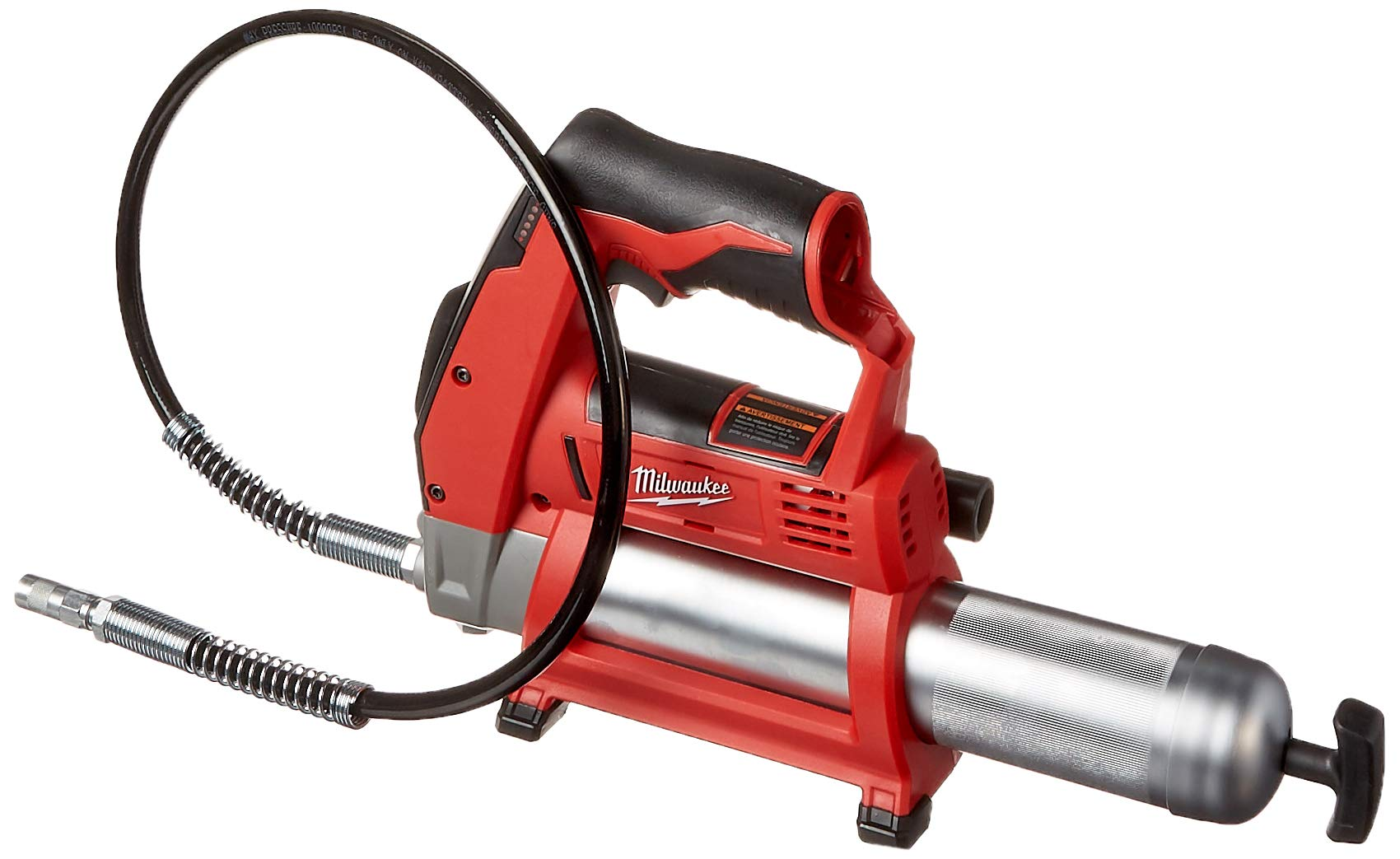 Bare-Tool Milwaukee 2446-20 M12 12-Volt Cordless Grease Gun (Tool Only, No Battery) by Milwaukee