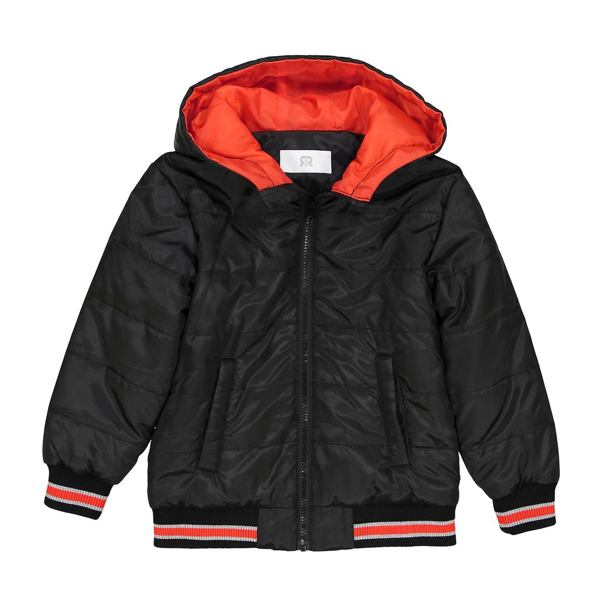 3-12 Years La Redoute Collections Big Boys Light Hooded Padded Jacket