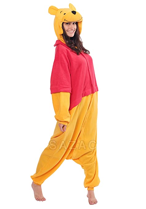 93470a7a91c4 Buy Winnie the Pooh Kigurumi (Adults) Online at Low Prices in India -  Amazon.in