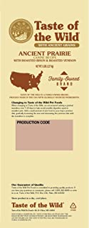 product image for Taste of the Wild with Ancient Grains Dry Dog Food