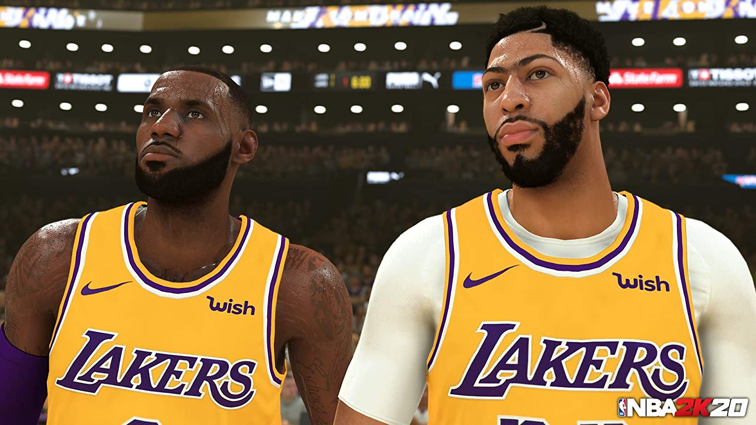 NBA 2K20 for Nintendo Switch [USA]: Amazon.es: Take 2 Interactive ...