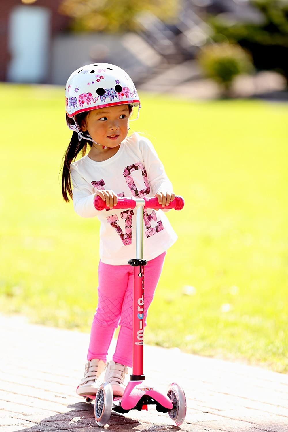Micro Mini Deluxe Scooter Pink gifts 3 4 year old girls