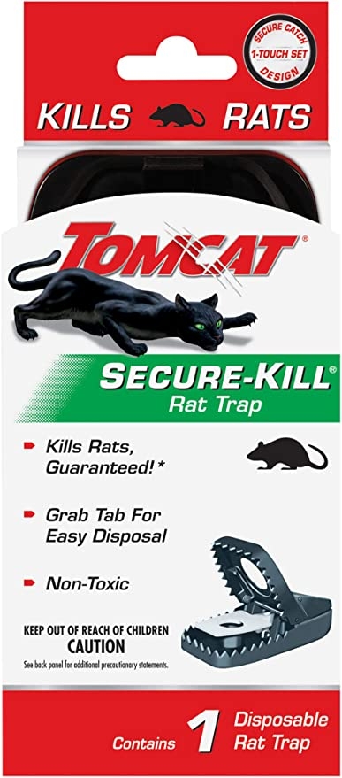 Tomcat Secure Kill Rat Trap