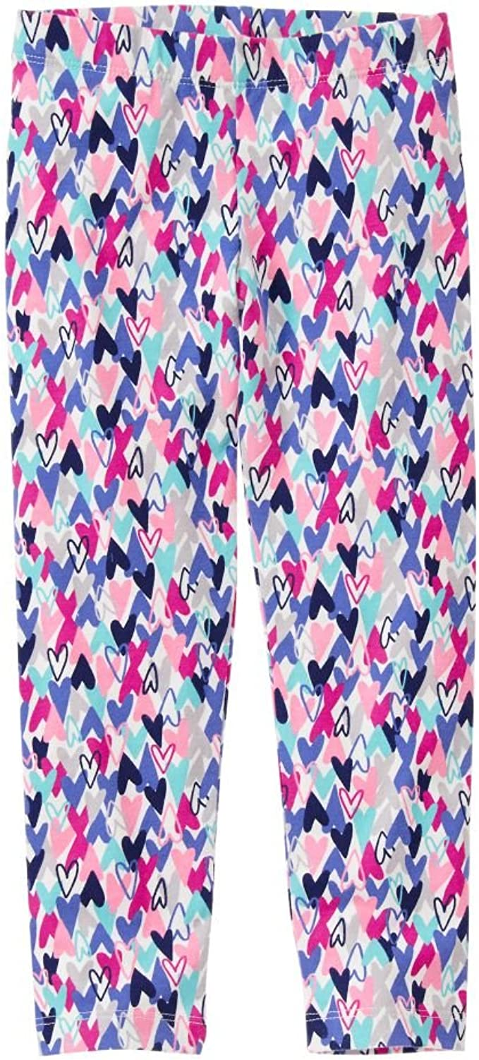 Gymboree Girls Toddler Star Print Leggings