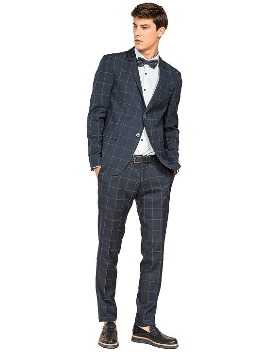 new styles 0e41e fd552 Clayton Abito a quadri: Amazon.it: Abbigliamento