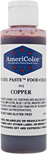 Americolor Soft Gel Paste 4.5 oz. - Copper-Fleshtone - copper(fleshtone)