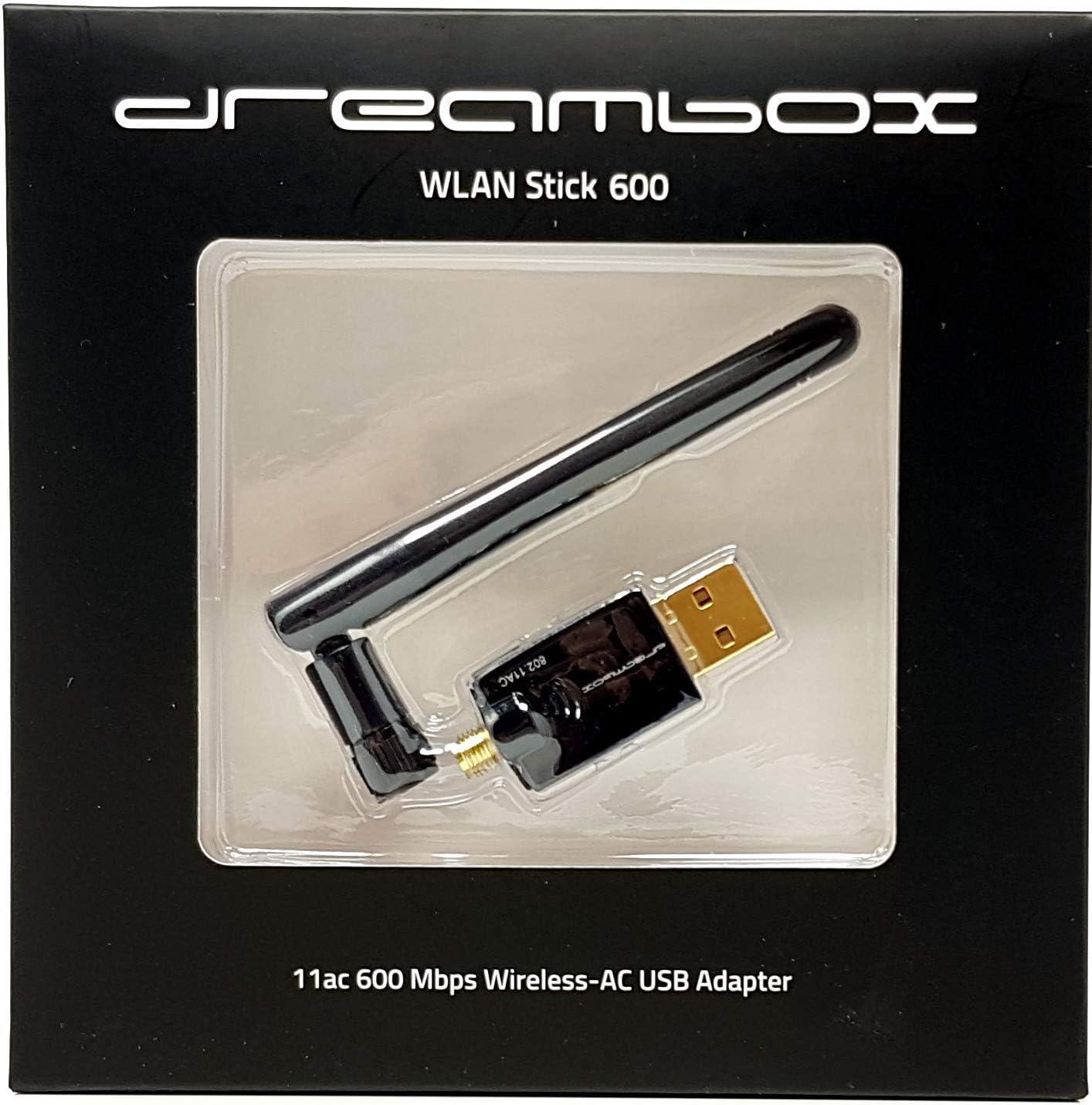 Dreambox Wireless 600mbit S Usb Wi Fi Stick With Elektronik