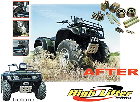 High Lifter ALK650P-00 Lift Kit for Arctic Cat 550//650//700 Prowler Models