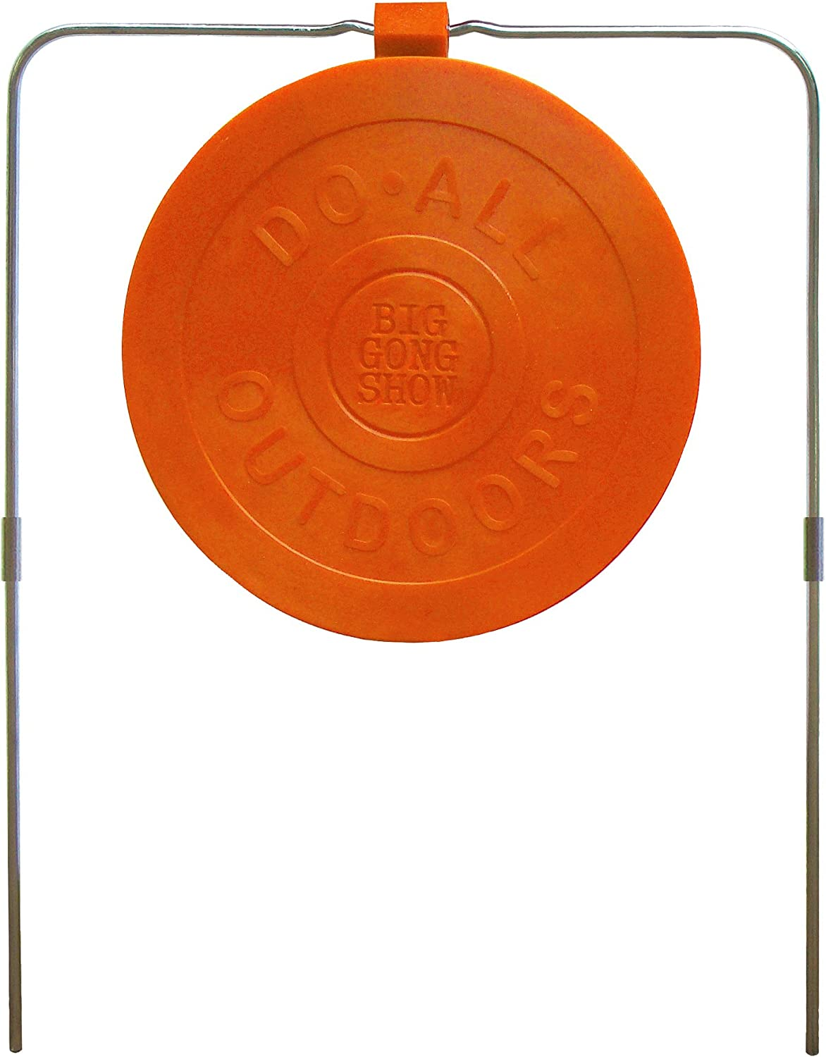 "Do-All Outdoors Big Gong Show 9"" Self-Healing Shooting Target Rated for .22-.50 Caliber : Hunting Targets And Accessories : Sports & Outdoors"