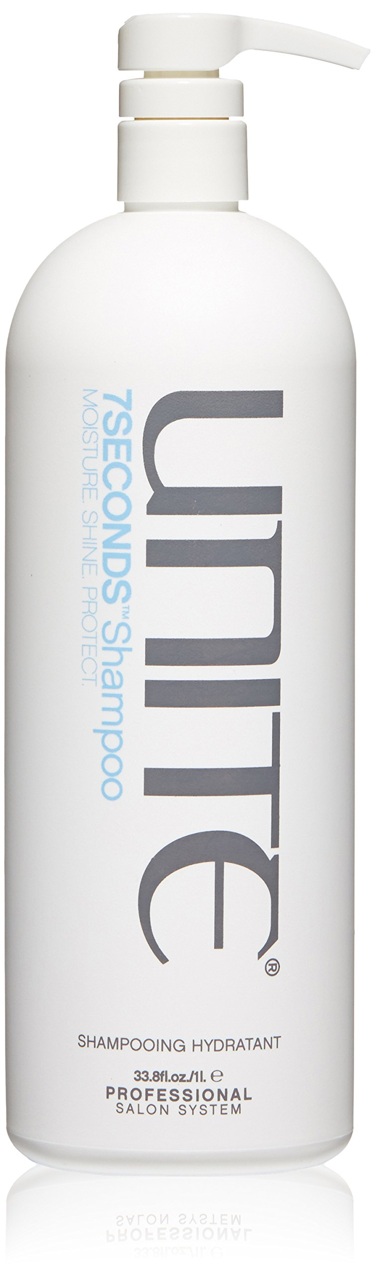 UNITE Hair 7 Seconds Shampoo, 33.8 Fl oz