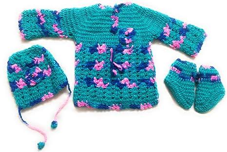 Buy New Jain Traders Hand Made Crochet Woolen Designer