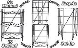 3 To 5 Gallon Water Bottle Jug Shelf Rack Holder
