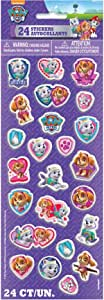 Unique Industries Girl PAW Patrol Puffy Sticker Sheet