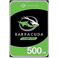 Seagate Barracuda 500GB SATAIII 500GB SATA - Disco Duro (0-60 °C, -40-70 °C, SATA, Serial ATA II, Serial ATA III, Unidad de Disco Duro)