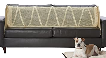 Couch Defender Couch Defender: Keep Pets Off Of Your Furniture, Beige