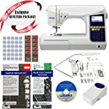 Juki HZL-DX7 Computerized Sewing Machine w/ Limited time Quilters Package!