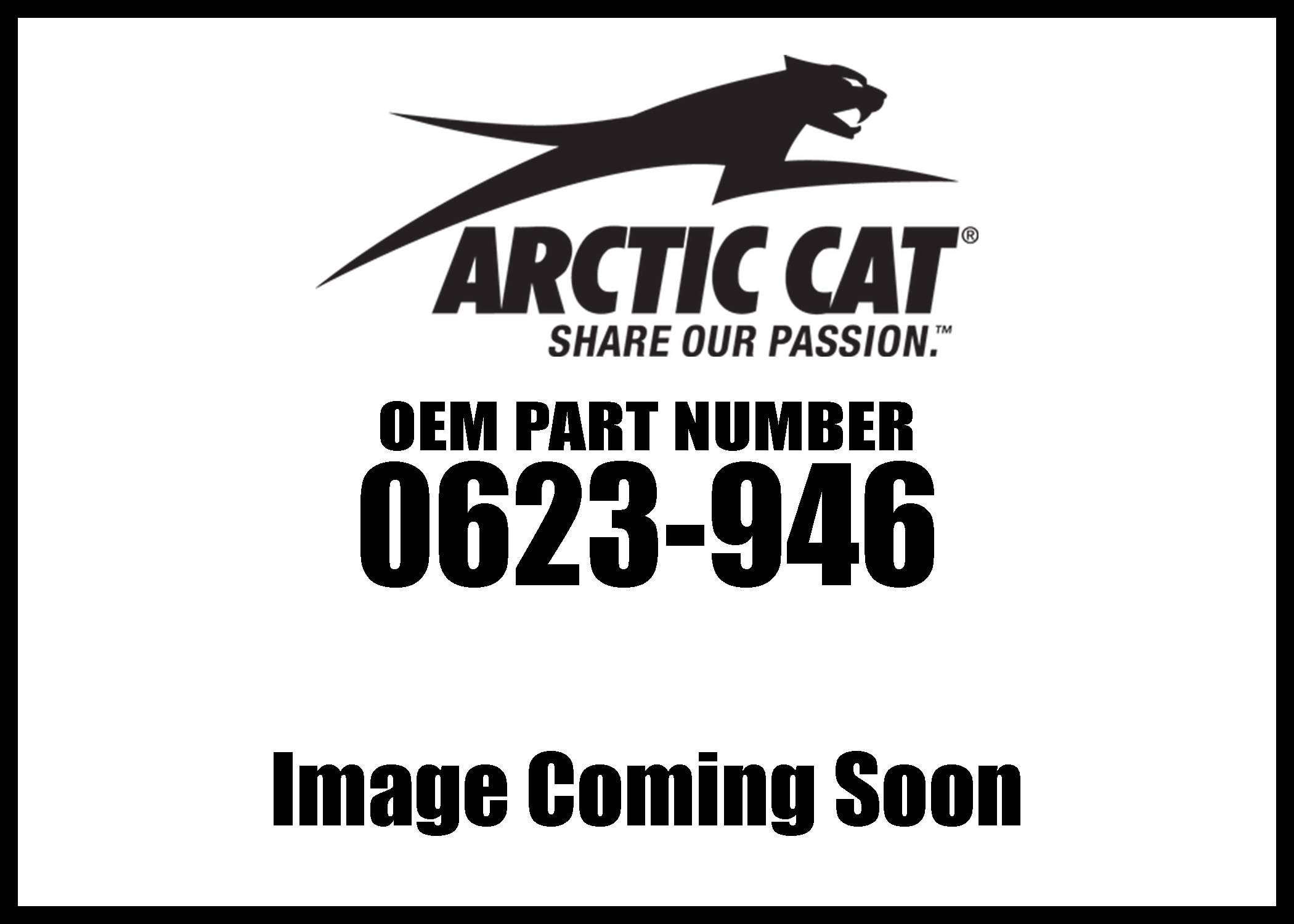 Arctic Cat 2003-2019 F570 M6 Efi 153 Ring Internal Retaining #165 0623-946 New Oem