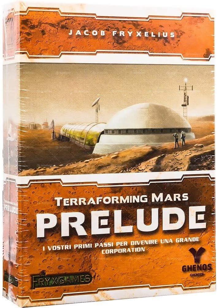 Ghenos Games – terraforming Prelude [Expansión para terraformin ...