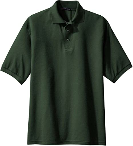 Port Authority Tall Silk Touch Polo.