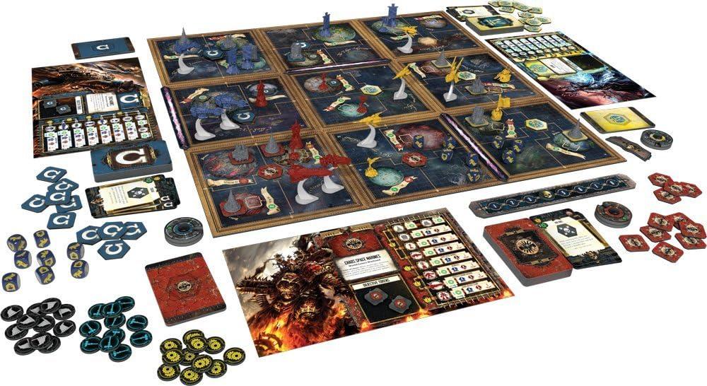 Forbidden Stars Juego de Mesa.: Amazon.es: Juguetes y juegos