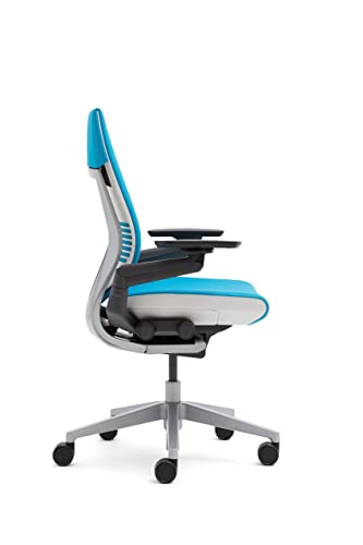 Steelcase Gesture Chair, Graphite - 442A40- 5S25