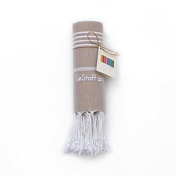 """""""LeStoff"""" la toalla tradicional del hammam turco, toalla de playa, toalla de"""