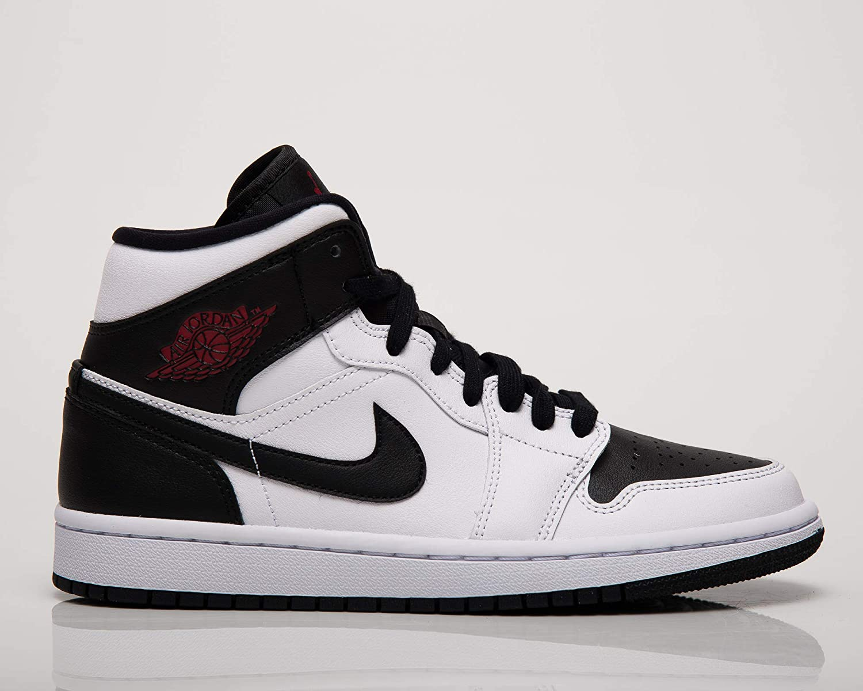 Nike Wmns Air Jordan 1 Mid, Zapatilla de Correr para Mujer ...